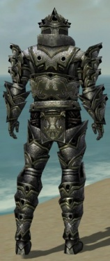 Warrior Obsidian Armor M gray back.jpg