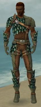 Ranger Drakescale Armor M gray front.jpg