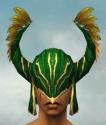 Disciple of Melandru M dyed head front.jpg