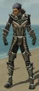 Necromancer Elite Kurzick Armor M gray front.jpg