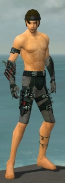 Assassin Seitung Armor M gray arms legs front.jpg