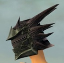 Warrior Primeval Armor F gray head side.jpg