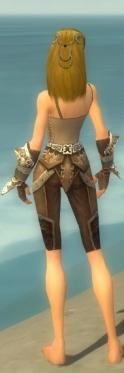 Ranger Asuran Armor F gray arms legs back.jpg