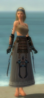 Dervish Monument Armor F gray arms legs front.jpg