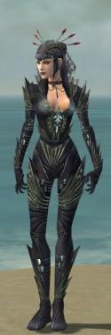 Necromancer Krytan Armor F gray front.jpg