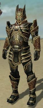 Warrior Kurzick Armor M gray front.jpg