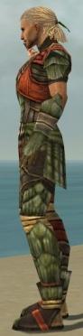 Ranger Elite Drakescale Armor M gray side alternate.jpg