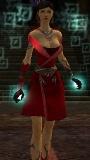 Female Ritualist Divine Aura