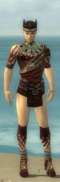 Ritualist Elite Exotic Armor M gray chest feet front.jpg