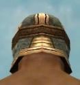 Warrior Sunspear Armor M dyed head back.jpg