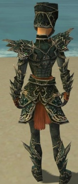 Warrior Elite Luxon Armor F gray back.jpg