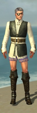 Mesmer Monument Armor M gray chest feet front.jpg