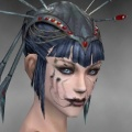 Necromancer Ancient Armor Female Headgear black side.jpg