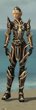 Warrior Elite Kurzick Armor F nohelmet.jpg