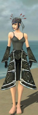 Necromancer Fanatic Armor F gray arms legs front.jpg