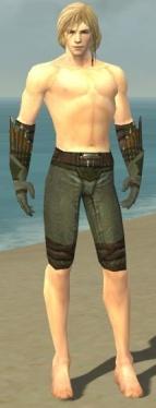 Ranger Elite Druid Armor M gray arms legs front.jpg
