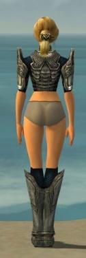 Warrior Sunspear Armor F gray chest feet back.jpg