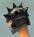 Warrior Obsidian Armor F gray head side.jpg