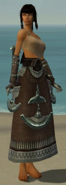 Dervish Ancient Armor F gray arms legs front.jpg