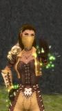 Female Ranger Divine Aura