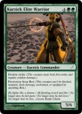 Kurzick Elite Warrior Magic Card.jpg