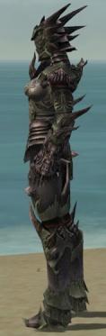Warrior Primeval Armor F gray side.jpg