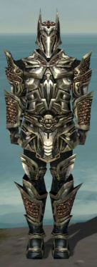 Warrior Elite Kurzick Armor M gray front.jpg