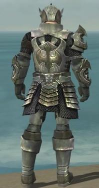 Warrior Elite Templar Armor M gray back.jpg