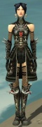 Necromancer Canthan Armor F gray front.jpg