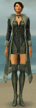 Mesmer Kurzick Armor F gray chest feet front.jpg