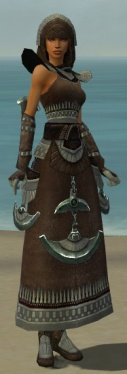 Dervish Ancient Armor F gray front.jpg