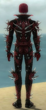 Necromancer Elite Canthan Armor M dyed back.jpg