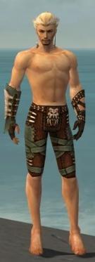 Ranger Krytan Armor M gray arms legs front.jpg