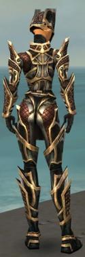 Warrior Elite Kurzick Armor F dyed back.jpg
