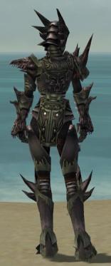 Warrior Primeval Armor F gray back.jpg