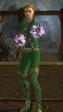 Female Mesmer Divine Aura