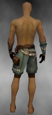 Ritualist Luxon Armor M gray arms legs back.jpg