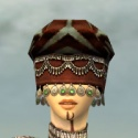 Ritualist Exotic Armor F gray head front.jpg