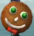 Gingerbread Shield