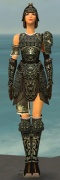 Warrior Canthan Armor F gray front.jpg