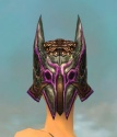 Warrior Kurzick Armor F dyed head front.jpg