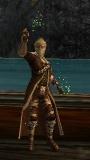 Male Ranger Divine Aura