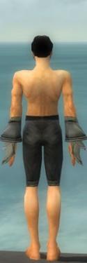 Elementalist Kurzick Armor M gray arms legs back.jpg