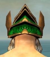 Tengu Mask dyed back.jpg