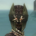 Ritualist Kurzick Armor F gray head front.jpg
