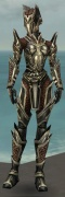 Warrior Elite Kurzick Armor F gray front.jpg