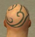 Monk Shing Jea Armor M gray head back.jpg
