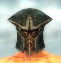 Warrior Luxon Armor M gray head front.jpg