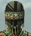 Ritualist Elite Luxon Armor M gray head front.jpg