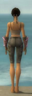Ranger Drakescale Armor F gray arms legs back.jpg